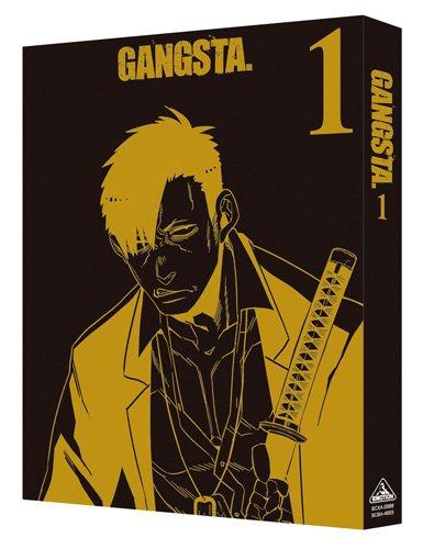 【Amazon.co.jp限定】GANGSTA. 1 (特装限定版) (オリジナルアートカード1枚&収納ファイル付き) [Blu-ray]