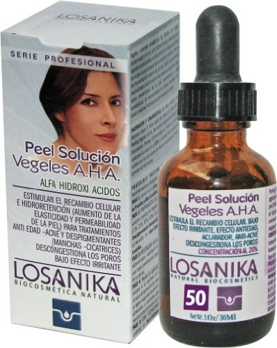 VEGELES AHA 10% FRUIT ACID PEEL (2 oz)