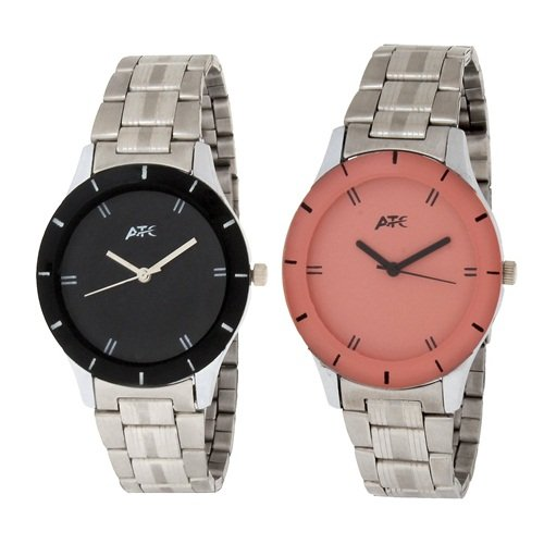 ATC Analog Round Casual Wear Watches For Men Combo-SL-84_SL-83