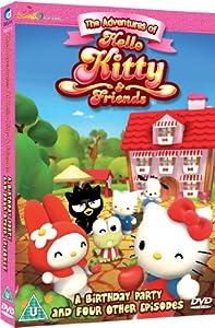 Hello Kitty: A Birthday Party & Four Other Episodes [DVD]