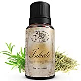 **Our Most Popular Blend!** SINUS RELIEF through the ESSENTIAL OILS Contained in Inhale Respiratory Blend - Can Be Used as a Home Remedy to help relieve symptoms of Cold, Flu, Asthma, Allergies, Pneumonia and More. Ingredients include Eucalyptus, Peppermint, Lavender, Rosemary, Cedarwood and Clary Sage. 100% Money Back Satisfaction Guarantee!