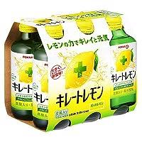 ポッカ155ビンキレートレモン6本パック