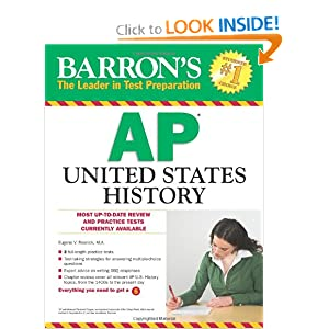 Barron's AP United States History by