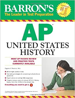 Amazon.com: Barron's AP US History Flash Cards ...