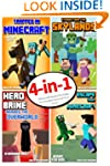 Minecraft Books for Kids: The Complet...