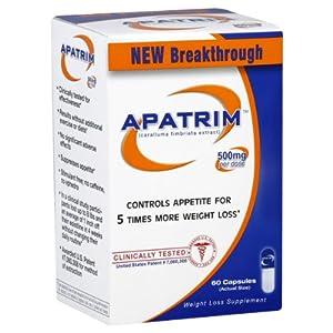 PatentHealth Apatrim, 500 mg, Capsules, 60 ct.