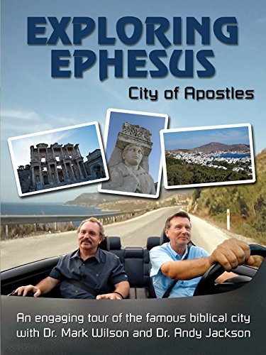 Exploring Ephesus on Amazon Prime Instant Video UK