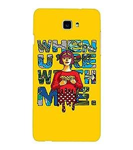 EPICCASE Wonderwoman love Mobile Back Case Cover For LeEco Letv Le 2 (Designer Case)