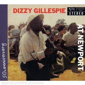 Dizzy Gillespie - At Newport (Live) - Zortam Music