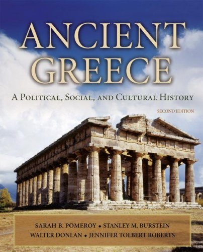 Ancient Greece: A Political, Social and Cultural History,...
