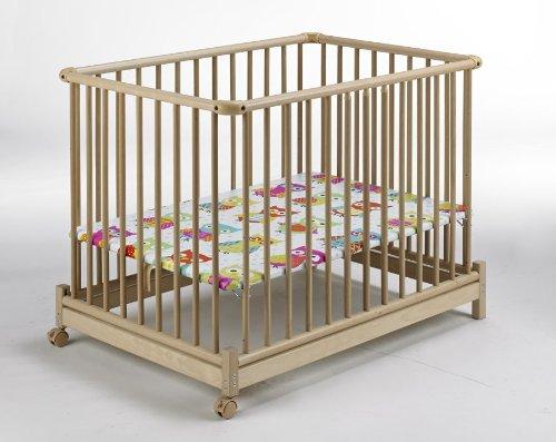 Geuther Kindermöbel 2232 NA 031 Laufgitter Euro-Parc, Höhe 77 cm, Innenmaß: 67,5 x 97 cm bestellen