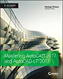 img - for Mastering AutoCAD 2017 and AutoCAD LT 2017 book / textbook / text book