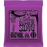 Ernie Ball 2620 7-String Power Slinky Nickel Wound Set, .011 - .058