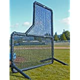 7'H x 7'W Protector™ Series L-Shaped Pitcher's Screen by JUGS SPORTS
