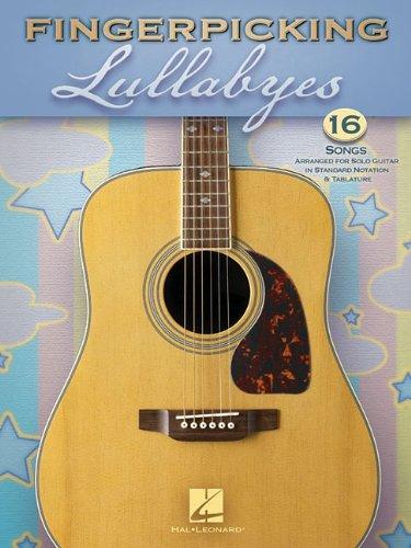 Fingerpicking Lullabyes (Solo Guitar)