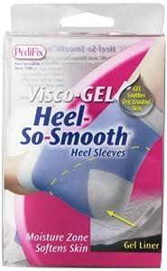 Visco-GEL Heel-So-Smooth Heel Sleeves