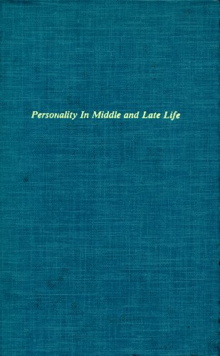Personality in Middle and Late Life