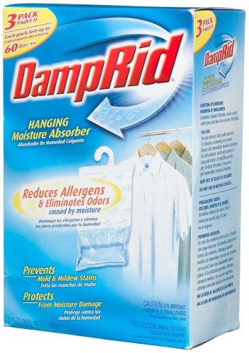 Cheap Damp Rid Hanging Closet Fresheners (3 pack) (FG83K)