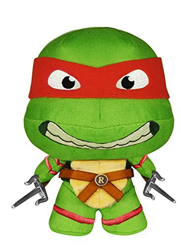Funko Fabrikations: Teenage Mutant Ninja Turtles Raphael Action Figure by FunKo