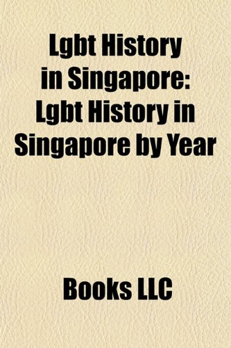 Lgbt History in Singapore