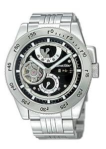 Orient Men's YFH02001B Star Retro-Future Black Automatic Watch