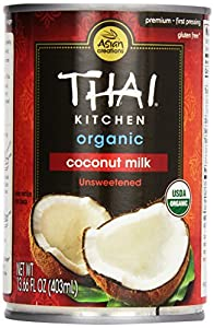 Thai Kitchen Organic Coconut Milk, 13.6 Fl Oz