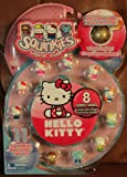 Squinkies Hello Kitty Series 8 Surprise Inside Mystery Bubble 2013