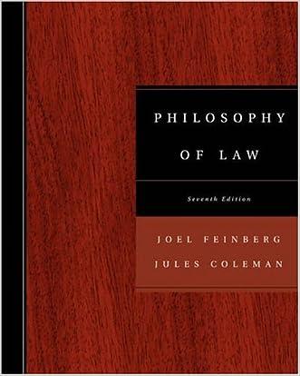 Philosophy of Law written by Joel Feinberg