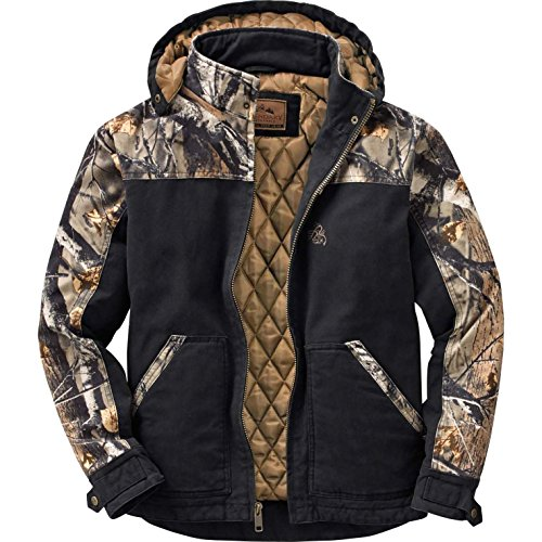 Legendary Whitetails Canvas Cross Trail Workwear Jacket Black X-Large