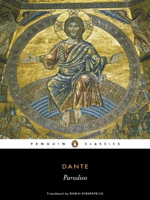 The Divine Comedy: Volume 3: Paradiso (Penguin Classics)...