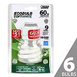 Feit BPESL13T/GU24 60W Equivalent CFL...
