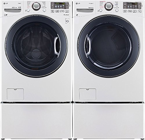 Lg Front Load Washer And Dryers front-325148