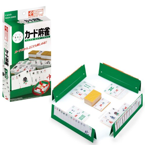 Portable Mahjong Card (NEW) (japan import) - 1