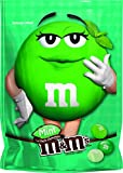 M&M's Dark Chocolate Mint Candy, 8 Ounce Bag (Pack of 6)