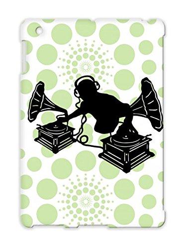 Drop Resistant Tpu For Ipad 2 Silver Retro Vintage Vinyl Club Dance Electronica Hook Music Music Grammophon Headphones Dj Beat Grammophonmusic Amp Retro Vinyl Headphones Case