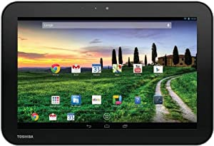 "Toshiba AT10-A-104 Tablette Tactile 10.1 "" NVIDIA Android Argent"