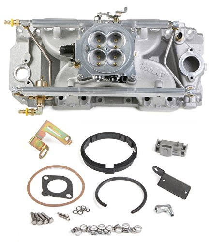 Holley 550-703 Power Pack Multi-Point Fuel Injection System Kit (703 Fuel Injectors compare prices)
