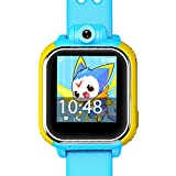 3G-GPS-Tracker-Kids-Smart-Watch-TURNMEON-Wristwatch-SIM-SOS-WIFI-Camera-Touch-Smartwatch-Parent-Control-app-for-Smartphone-Blue