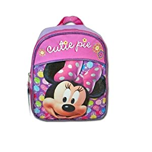 Minnie Mouse 11 Mini Toddler Backpack by Disney minnie