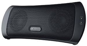 Logitech Wireless Speaker Enceinte sans-fil pour iPad Bluetooth Autonomie: 10 heures -Compatible PC/iPad/iPhone Noir