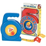 Castle Toys My First Big Measure Tape