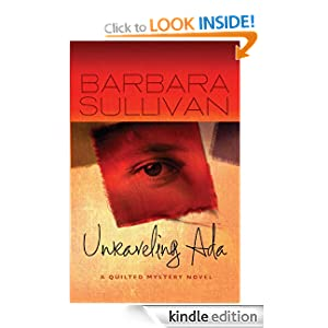 Unraveling Ada, a Quilted Mystery novel