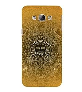 EPICCASE blurred mayan Mobile Back Case Cover For Samsung Galaxy A8 (Designer Case)
