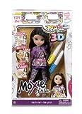 Moxie Girlz Art-titude 3D Doll (Lexa)
