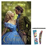Cinderella (2015) - Ella and The Prince - 13x19 Borderless Movie Poster + FREE BOOKMARK