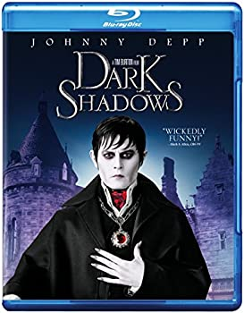 Dark Shadows on UltraViolet/Blu-ray/DVD