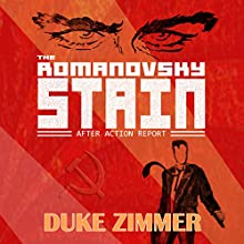 The Romanovsky Stain Audiobook by Duke Zimmer Narrated by Charles Kahlenberg