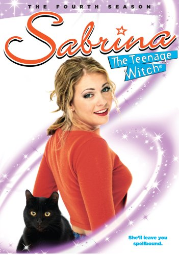 Sabrina Teenage Witch: Fourth Season (Full Frame, 3PC, Sensormatic)