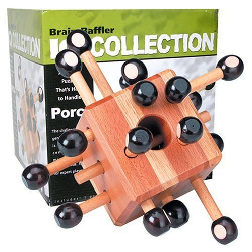 Family Games Brain Baffler IQ Collection (Porcupine)
