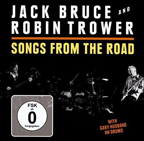 Jack Bruce And Robin Trower-Songs From The Road-REISSUE-CD-FLAC-2015-NBFLAC Download
